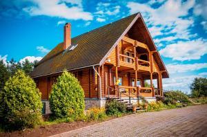 House Mironovo - Sebezh