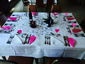 Ségala Plein Ciel, Hotels  Baraqueville - big - 46