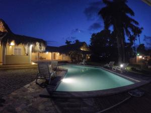 Villa Las Palmas, Apartments  Las Galeras - big - 18