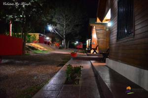 Cabañas Rio Blanco, Chaty  Potrerillos - big - 2
