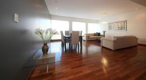 Luxury Condo Close To Larcomar, Apartments  Lima - big - 96