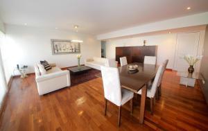 Luxury Condo Close To Larcomar, Apartments  Lima - big - 95