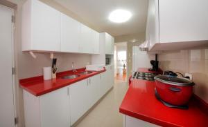 Luxury Condo Close To Larcomar, Appartamenti  Lima - big - 69