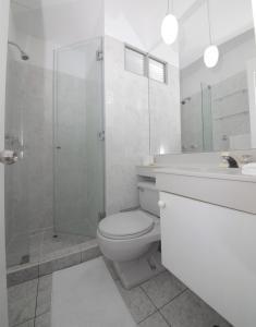 Luxury Condo Close To Larcomar, Appartamenti  Lima - big - 62