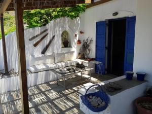 Kourtali Private Beach House Andros Greece