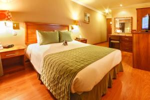 Superior Single Room Hotel Conquistador Cuenca