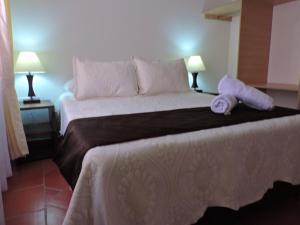 Apartahotel La Gran Familia, Residence  Villa de Leyva - big - 10