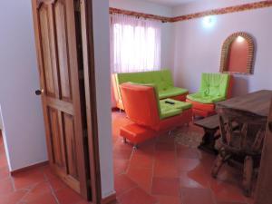 Apartahotel La Gran Familia, Residence  Villa de Leyva - big - 8
