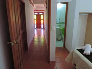 Apartahotel La Gran Familia, Апарт-отели  Вилья-де-Лейва - big - 46