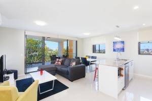 Close to the Cliffs - Executive 2BR Kangaroo Point Apartment Close to The River and Cliffs