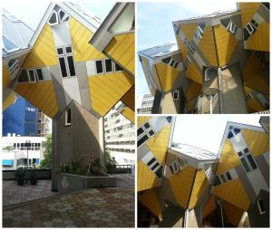 Cube House Rotterdam - كابيلا أن دين آيسل