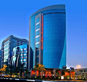 Emirates Concorde Hotel & Apartments - Dubaj
