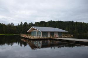 Houseboat Rauhala 2 - Akhopelto
