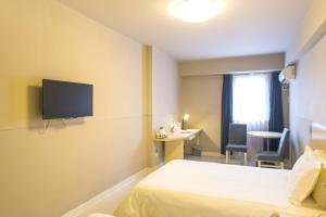 Jinjiang Inn Nantong Matro, Hotels  Nantong - big - 24