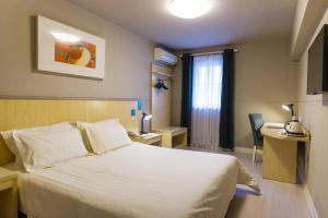 Jinjiang Inn Nantong Matro, Отели  Наньтун - big - 14