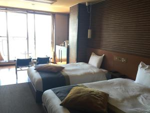 Deluxe Twin Room with Private Bathroom and Sea View Tenku Hotel Kairo
