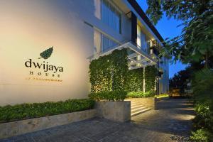 Dwijaya House of Pakubuwono, Aparthotels  Jakarta - big - 24
