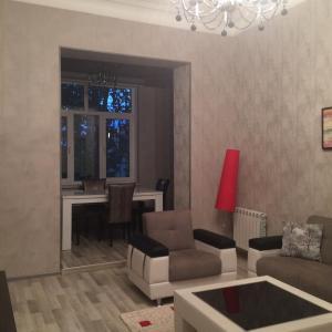Azneft Square Apartment, Ferienwohnungen  Baku - big - 15