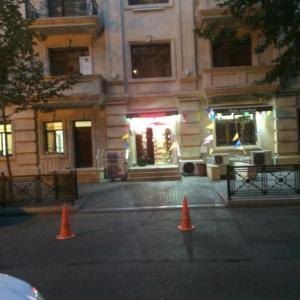 Azneft Square Apartment, Ferienwohnungen  Baku - big - 17