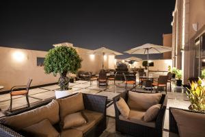 Western Lamar Hotel, Отели  Джедда - big - 38