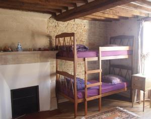 Chambres et Tables d'hôtes à l'Auberge Touristique, Bed and breakfasts  Meuvaines - big - 43