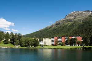 Ferienwohnung St. Moritz - Apartment