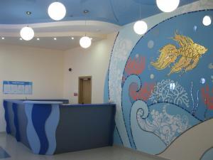 Гостинично-оздоровительный комплекс Золотая Рыбка