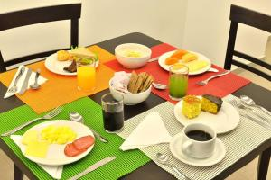 Personal Smart Hotel, Hotely  Caxias do Sul - big - 22
