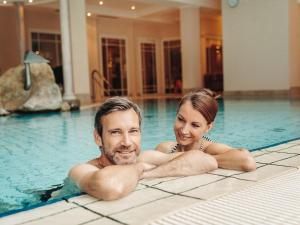 Mühlbach Thermal Spa & Romantik Hotel, Отели  Бад-Фюссинг - big - 32