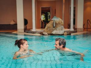 Mühlbach Thermal Spa & Romantik Hotel, Отели  Бад-Фюссинг - big - 65