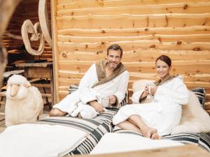 Mühlbach Thermal Spa & Romantik Hotel, Отели  Бад-Фюссинг - big - 40