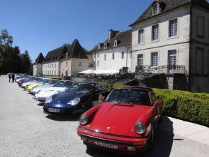 Château de Gilly, Hotel  Vougeot - big - 53