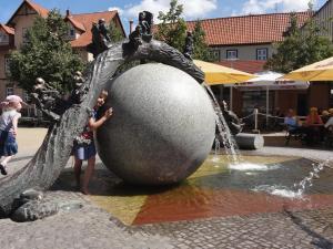 Mein Ferienhaus Wernigerode, Nyaralók  Wernigerode - big - 37