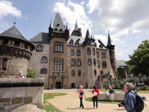 Mein Ferienhaus Wernigerode, Case vacanze  Wernigerode - big - 55