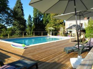 Location gîte, chambres d'hotes Chez Beaumont - Gite dans le département Creuse 23