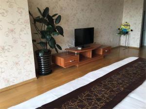 Beijing Tiandi Huadian Hotel Apartment Youlehui Branch, Ferienwohnungen  Peking - big - 10
