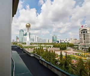 Apartment at Nursaya, Ferienwohnungen  Astana - big - 20