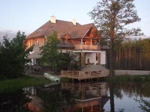 Accommodation in Rosochaty Róg