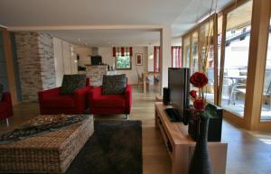 Landhaus Alpenflair Whg 310, Appartamenti  Oberstdorf - big - 20