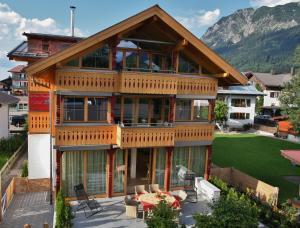 Landhaus Alpenflair Whg 310, Appartamenti  Oberstdorf - big - 17