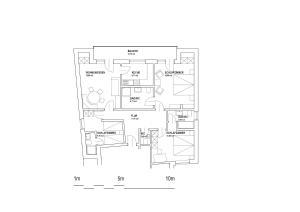 Aberseeblick Pension Ellmauer, Апартаменты  Санкт-Вольфганг - big - 14