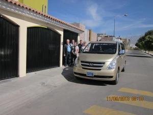 Challapampa Apart Arequipa, Apartmanok  Arequipa - big - 2