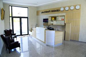 Отель Iveria Hotel, Хашури