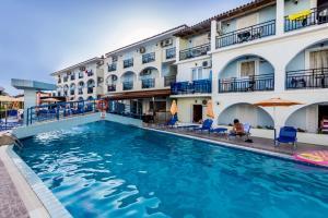 Hostels und Jugendherbergen - Vossos Hotel Apartments