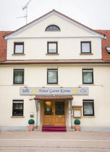 Hotel Garni Krone, Szállodák  Senden - big - 1