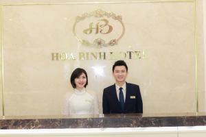 Hoa Binh Hotel, Отели  Ханой - big - 40