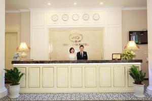 Hoa Binh Hotel, Отели  Ханой - big - 41