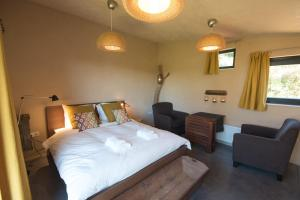 Maison d'Hôtes Cerf'titude, Bed & Breakfast  Mormont - big - 109