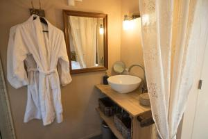 Maison d'Hôtes Cerf'titude, Bed & Breakfast  Mormont - big - 108