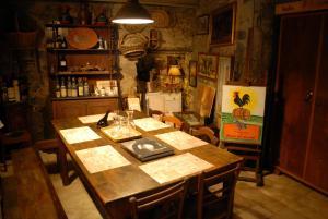 Borgo San Gusmè, Appartamenti  San Gusmè - big - 21